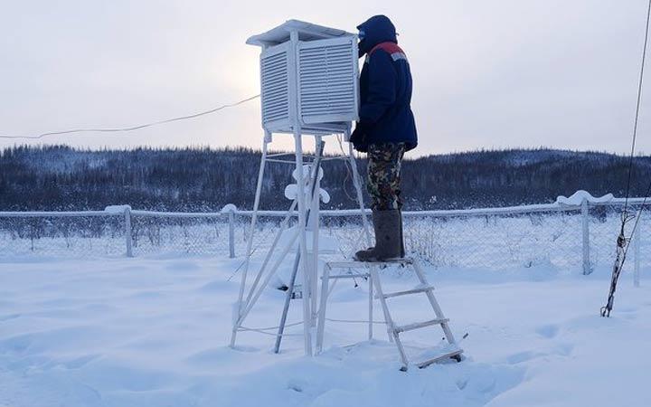 Метеостанции России