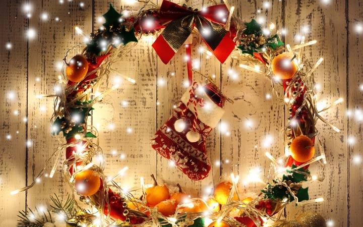 Новогодние праздники зимой 2018-2019 года