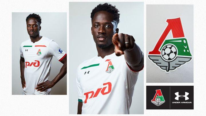 Gosteva form FC Lokomotiv for the season 2018-2019