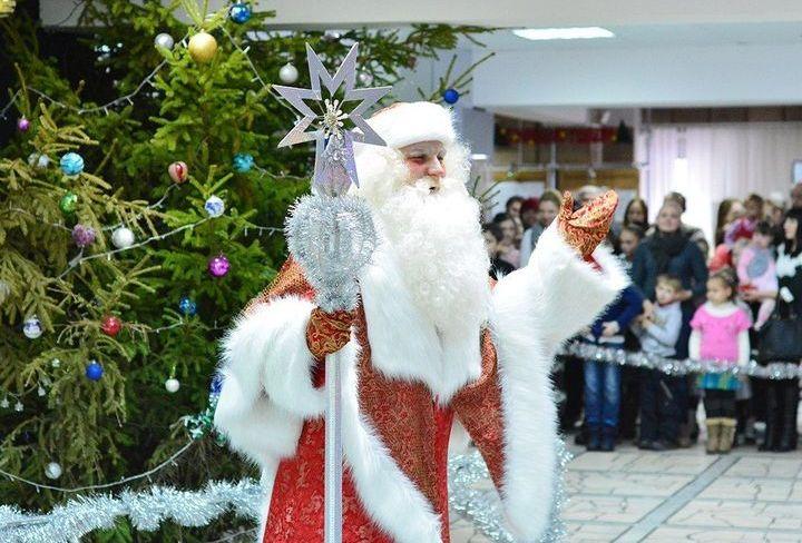 Сказочный новогодний бал в особняке Нейдгарта