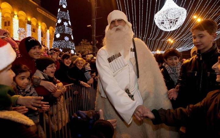Грузинский Дед Мороз