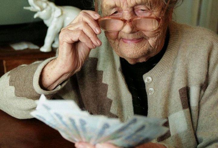 Пенсионерка считает пенсию