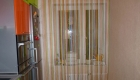 Кухонная штора из нитей