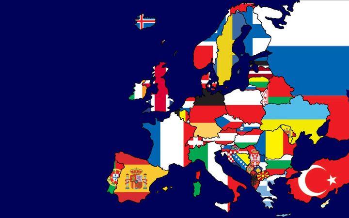 Страны зоны шенгена