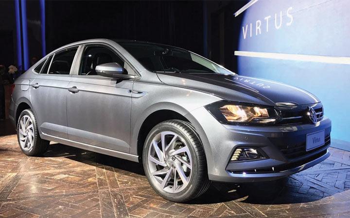 Смотри! Обновленный Volkswagen Polo 2019 года картинки