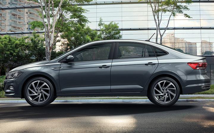 Экстерьер Volkswagen Polo 2019 года
