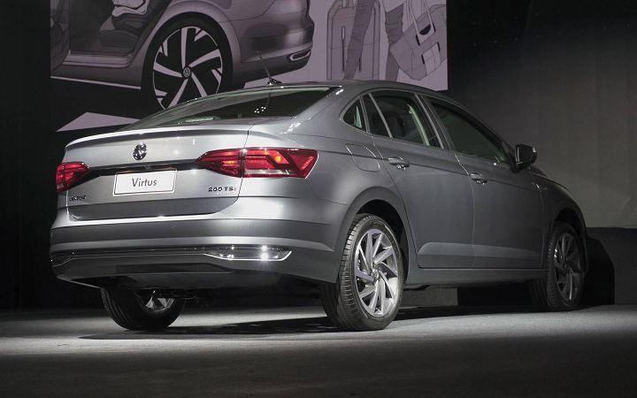Начало продаж Volkswagen Polo 2019 года