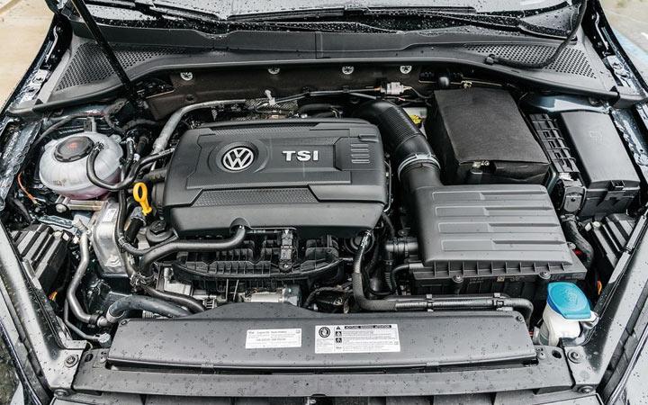 Моторная гамма Volkswagen Polo 2019