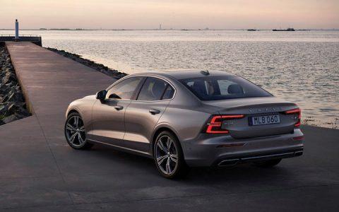 Экстерьер Volvo S60 2019