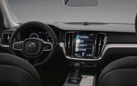 Приборная панель Volvo S60 2019