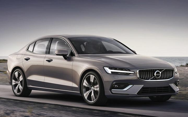 Обновленный Volvo S60 в продаже с 2019 года