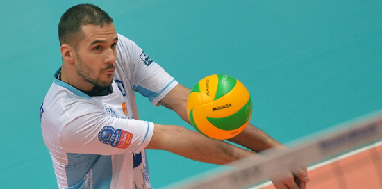 Чемпиона России по волейболу 2018-2019