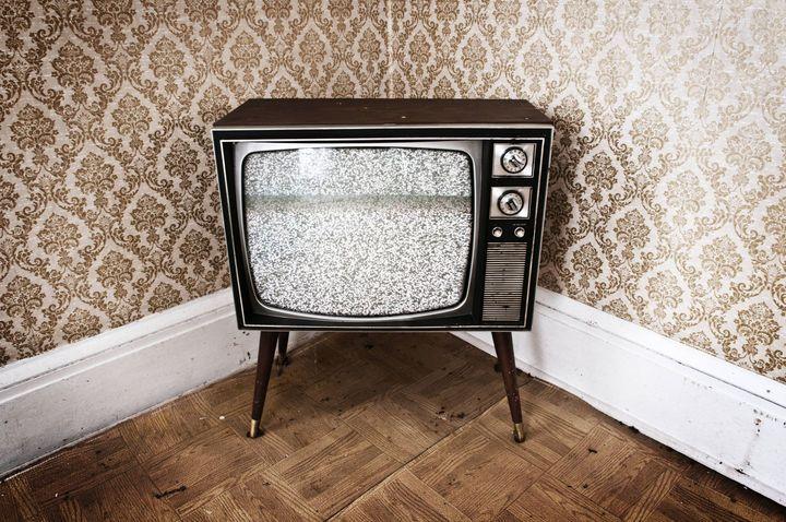Неисправный телевизор