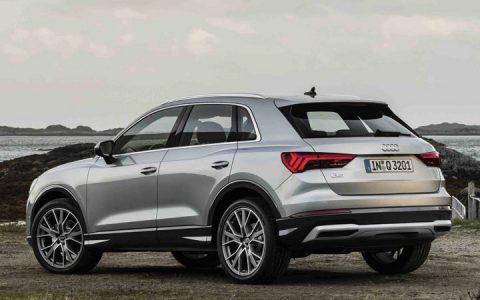 Обновленный Audi Q3 2019