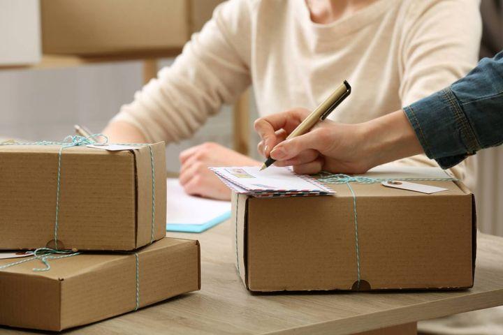 Получение посылок