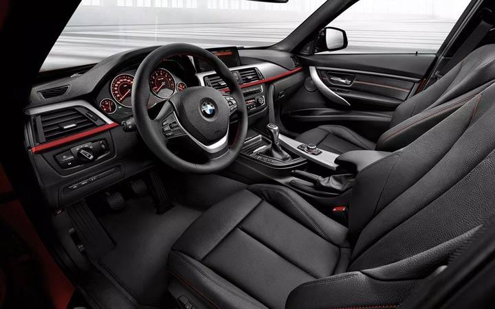 В салоне BMW X6 2019 года
