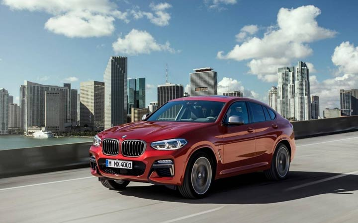 Технические характеристики BMW X6 2019 года
