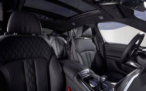 Салон BMW X6 2019-2020