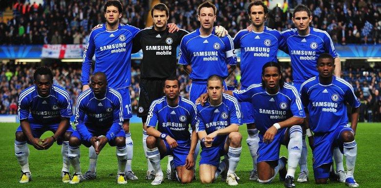 футбольная команда Челси