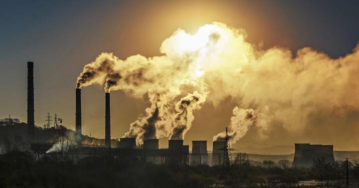 выбросы в атмосферу с завода