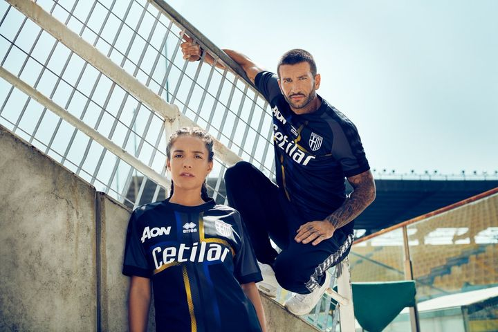 New form of FC Parma 2018-2019 year