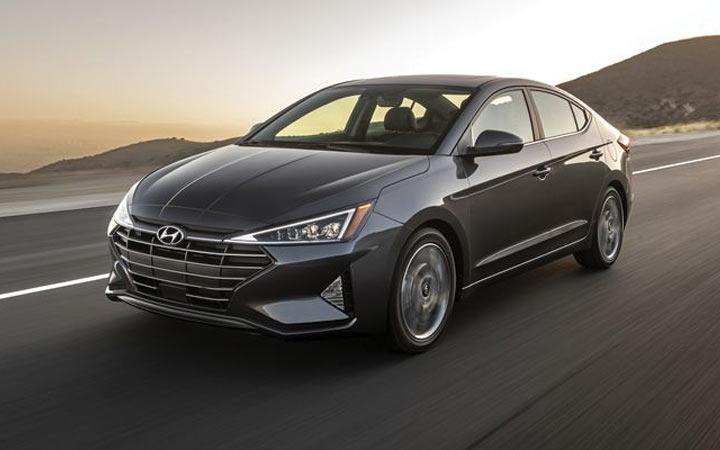Новый Hyundai Elantra 2019
