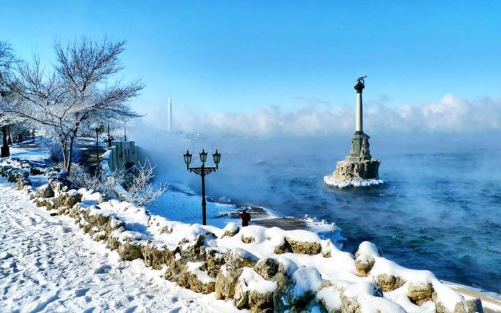 Крымская зима 2018-2019