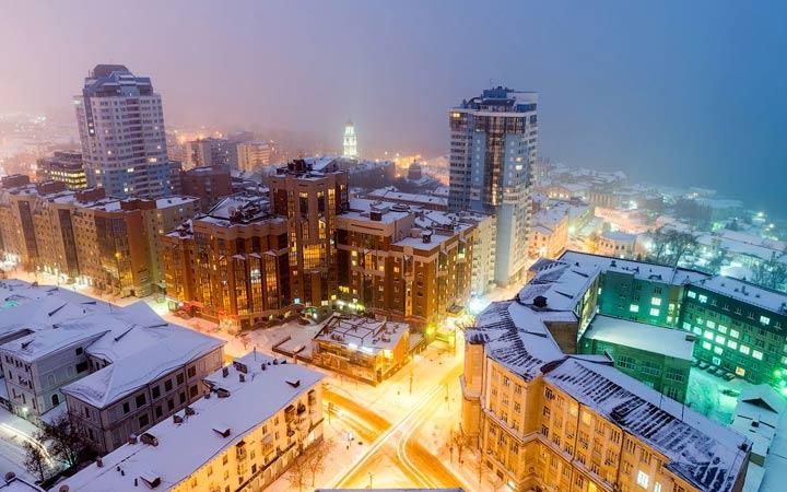 Зимняя Самара прогноз погоды на 2019 год