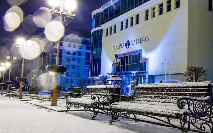 Ставрополь зимой