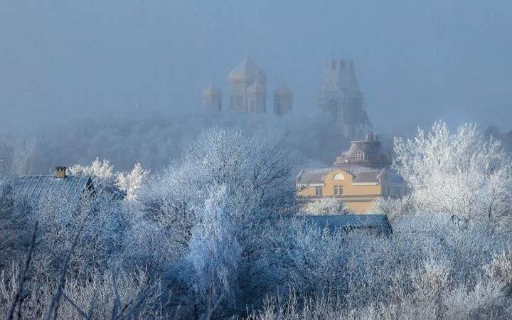 Народные приметы для зимы 2019 в Ставрополе