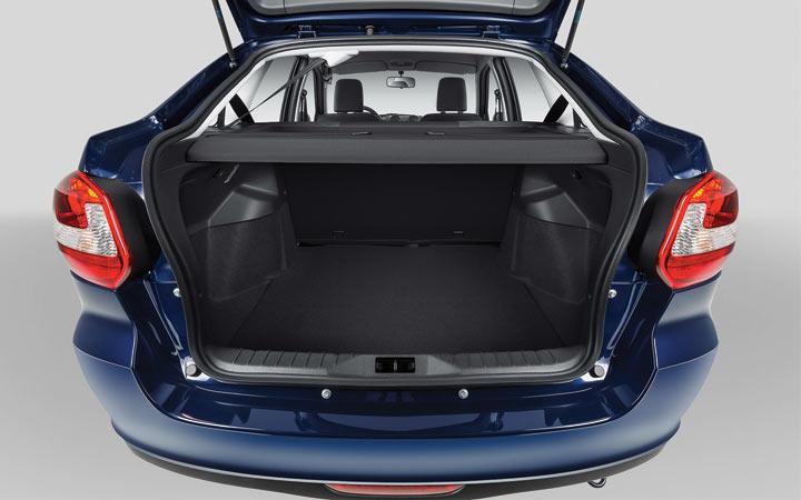 Багажник Lada Granta 2019 года