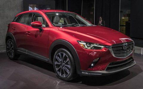 Презентация новой Mazda СХ-3 2019