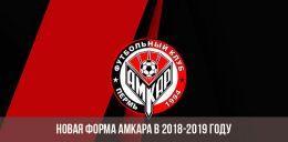 Эмблема ФК Амкар