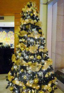 Декор новогодней елки на 2019 год