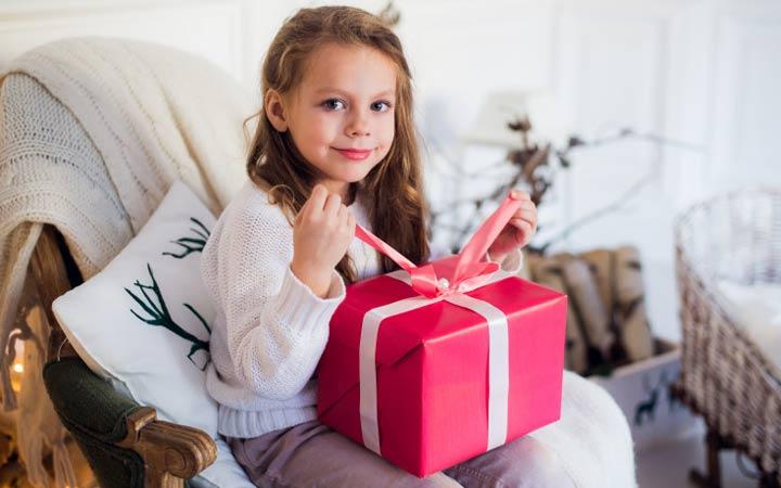 Подарок для сестренки к 2019 году