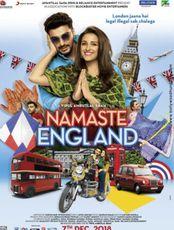 Спасибо, Англия/Namaste England