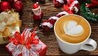 Открытка на Рождество 2019 с сердечком