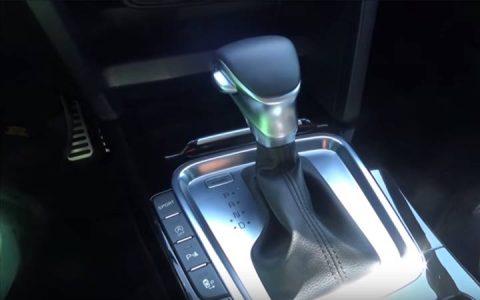 Селектор передач Kia cee'd GT 2019 года