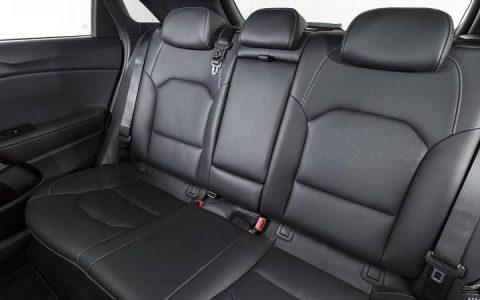 Второй ряд Kia ProCeed 2019