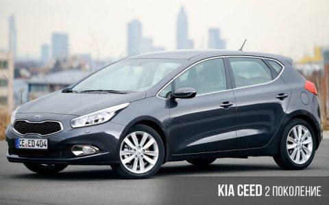 Kia Ceed 2 поколение