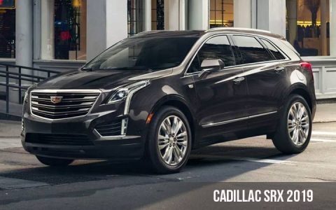 Cadillac SRX 2019