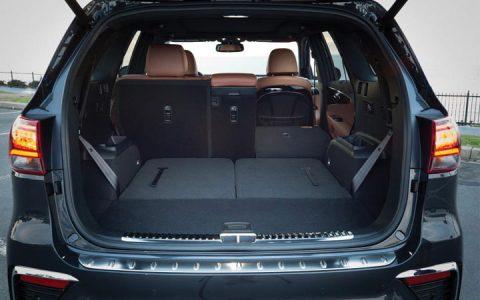 Багажник Kia Sorento Prime 2019
