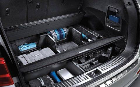Багажное отделение Kia Sorento Prime 2019
