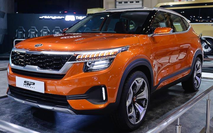 Kia Tusker 2019