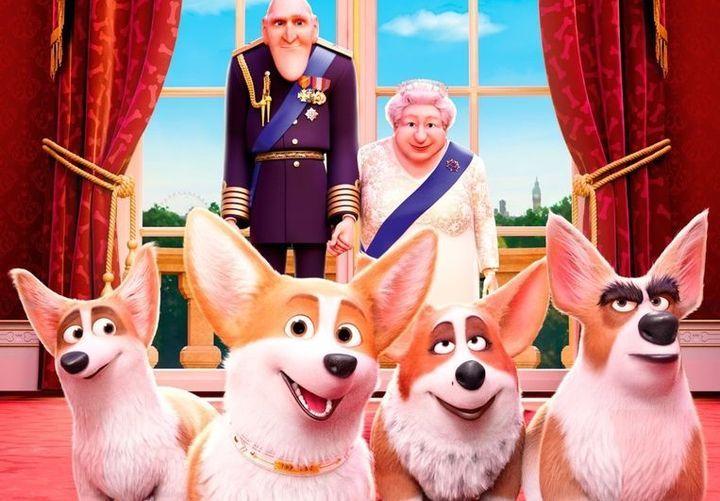 Королевский корги – мультфильм 2019 года