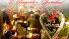 Открытка к Рождеству Христову на 2019 год