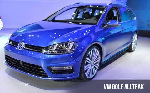 VW Golf Alltrak