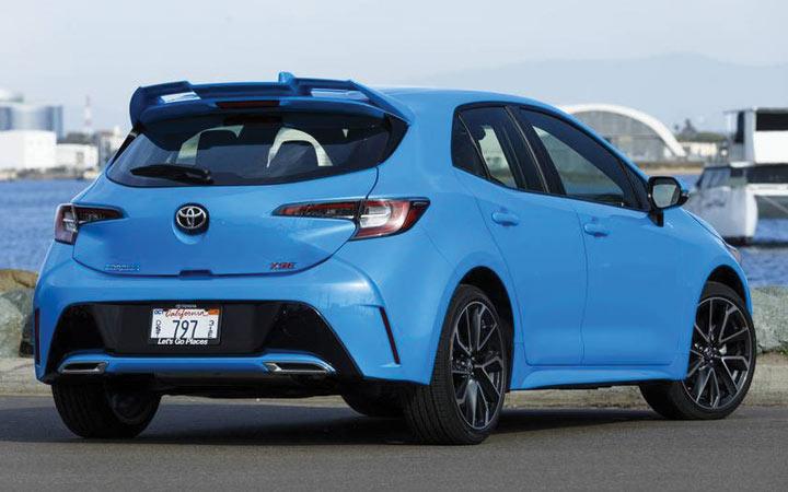 Новый стиль Toyota Corolla Cross 2019