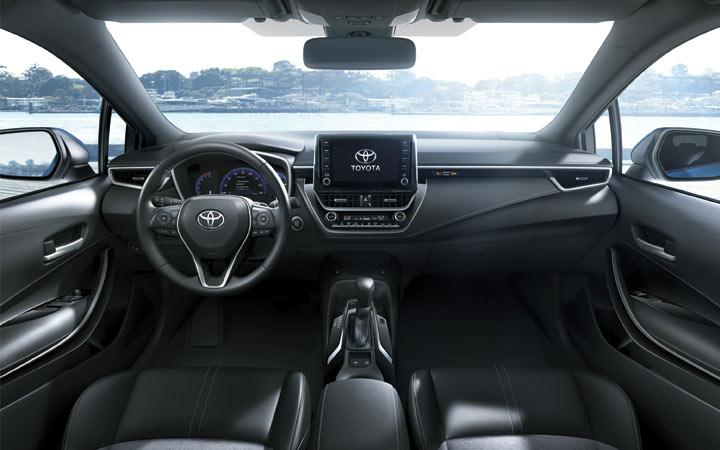 Новая Toyota Corolla 2019 года. Характеристика