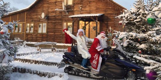Новый 2019 год в Ленинградской области